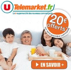 Code promo de 20 euros Utelemarket