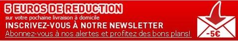 5 euros gratuits chez Intersport
