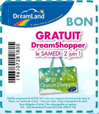 Imprimer Bon Gratuit Dreamland