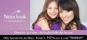 jusqu'a 50 pourcents de reduction sur relooking coaching photo ou maquillage