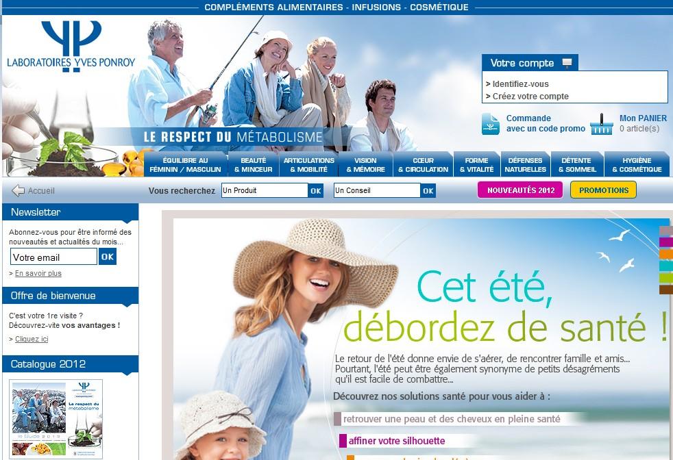 10 euros gratuits pour 30 euros dachats complements alimentaire PONROY