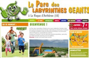 Bon plan Parc des Labyrinthes Geants