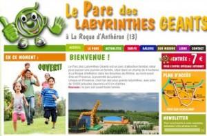 Bon plan Parc des Labyrinthes Geants
