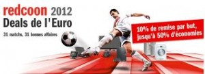 DEALS DE L'EURO 2012 REDCOON