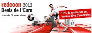 DEALS DE L'EURO 2012 REDCOON