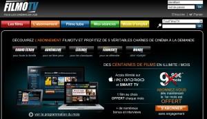 Films VOD gratuit FILMO