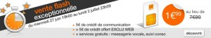 VENTE FLASH Carte SIM prepayee Mobicarte 1,90 euro