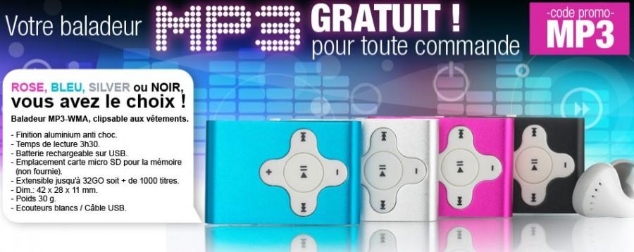 Baladeur MP3 gratuit Maison de Valerie