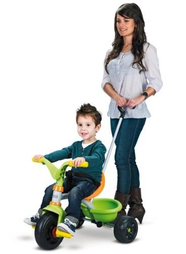 vente tricycle Be Move Garden de Smoby en promo
