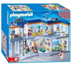 vente flash grand hopital playmobil. Black Bedroom Furniture Sets. Home Design Ideas