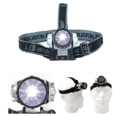 PROMO : Lampe torche frontale à LED pour seulement 6,99 euros au lieu de 24,99 euros