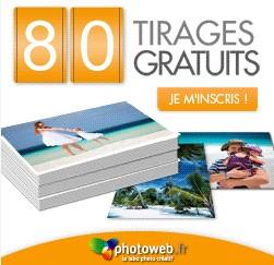 60 tirages photo offerts avec retrait gratuit en magasin - Code livraison gratuite amazon ...
