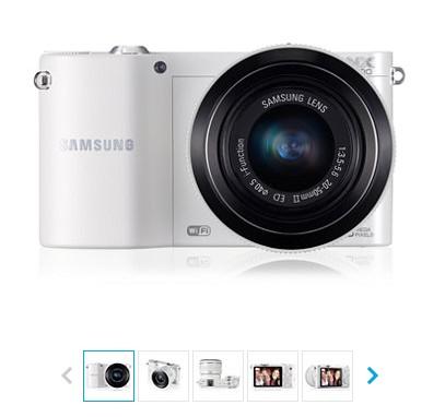 tablette galaxy tab 2 pour 1 euros pour l achat d un appareil photo samsung nx1000 odr. Black Bedroom Furniture Sets. Home Design Ideas