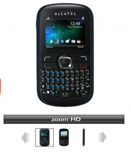 alcatel one touch 585d sans abonnement seulement 39 90 euros. Black Bedroom Furniture Sets. Home Design Ideas