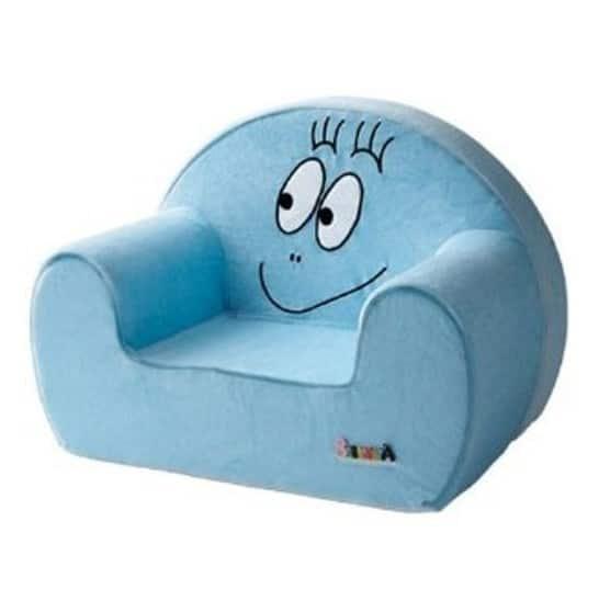 Vente flash fauteuil enfant barbapapa rose ou bleu seulement 39 90 euros - Amazon fauteuil enfant ...