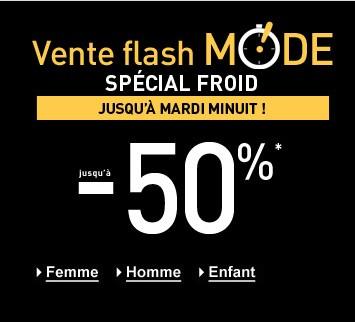 Vente flash 50 sur les v tements d hiver la redoute - Discount vente flash ...