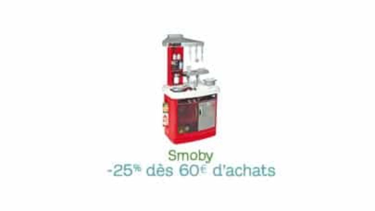 code promo smoby amazon