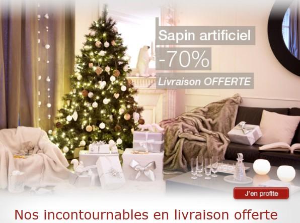 Déstockage Moins 70 Sur Les Sapins De Noël Artificiels
