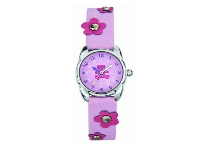 Vente flash ! Montre Fille Lulu Castagnette Rose vendue moitié prix aujourd'hui seulement (21,95 euros avec port inclus)