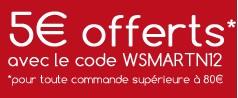 5 euros offerts smartbox