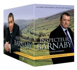 74,94 euros le Coffret 36 DVD Inspecteur Barnaby saisons 1 à 11 Aujourd'hui seulement !