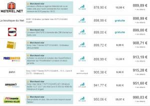 Ultrabook Sony Vaio Serie T le moins cher du net