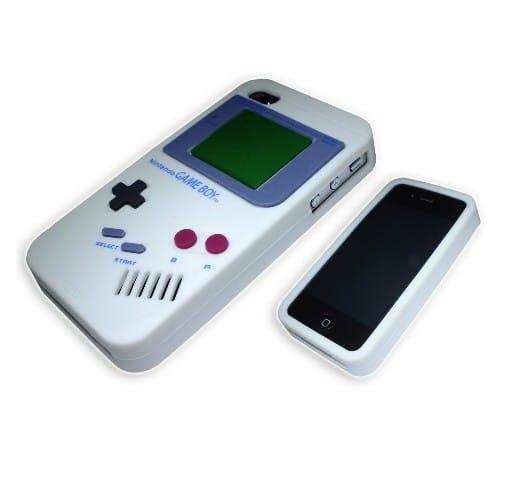 Coque Nintendo Game Boy pour Apple iPhone à seulement 1,65 euros (port compris)