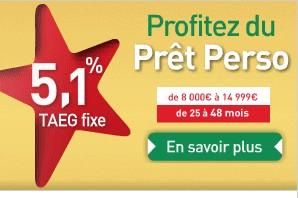 Prêt à la consommation spécial Noel chez Sofinco ! 5,10% TAEG uniquement jusqu'au 2 janvier 2013