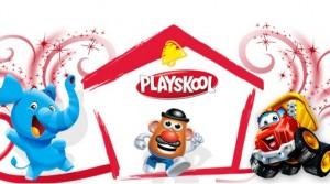 50% de remboursés pour 20 euros d'achat de jouet Playskool