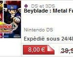 Beyblade Metal Fusion DS