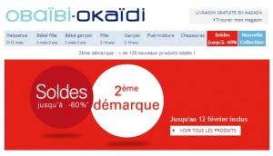 Deuxieme demarque Okaidi - Obaibi