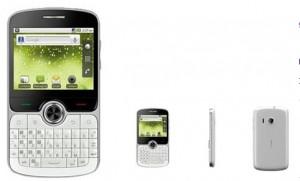 Smartphone Huawei U8350 Boulder blanc