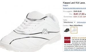Enfant Baskets 50 Les Kappa Euros 17 Livraison Avec Gratuite 8mNnw0Ov