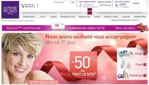 Dr Pierre Ricaud : -50% sur tout + 1 sac Daniel Hechter gratuit + livraison offerte