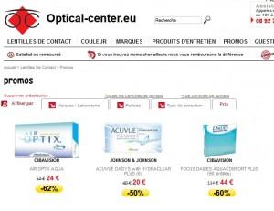 Lentilles de contact CibaVision, Johnson&Johnson, Easylens… soldées jusqu'à moins 62% (à partir de 12 euros)