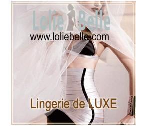 Lingerie de Luxe à moitié prix chez Lolie Belle