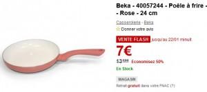 vente flash Poêle à frire Beka