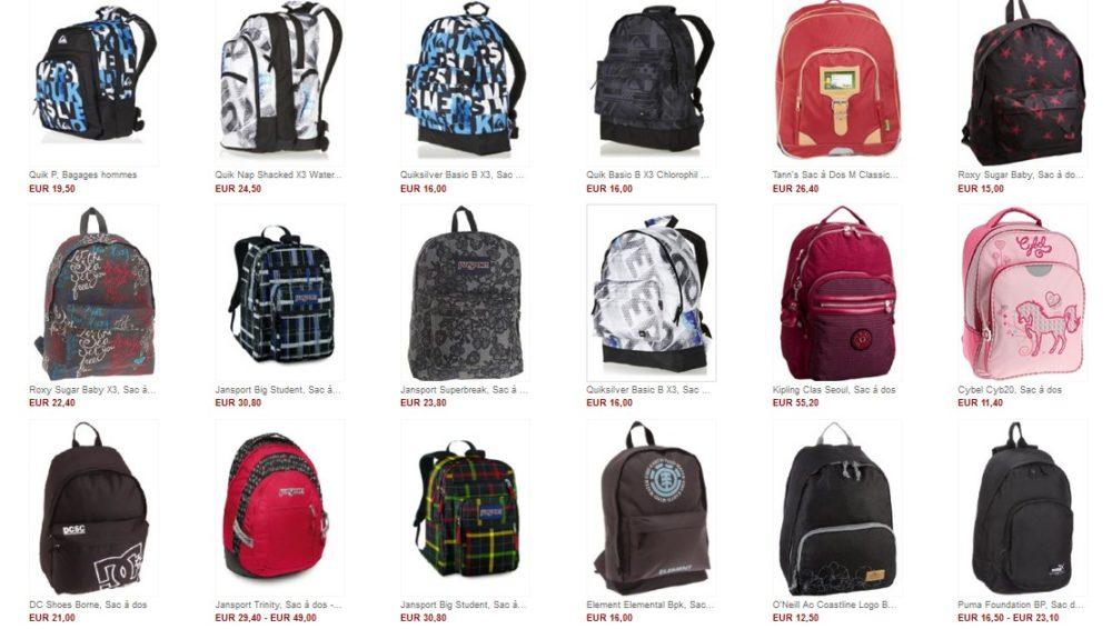 5b29f5adce Si vous recherchez un sac à dos, il a de très bonnes affaires chez Amazon  dans les soldes ! Dont celui-là le sac à dos Puma Foundation BP en noir ou  rose ...