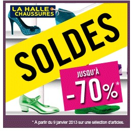 soldes Halle Aux Chaussures