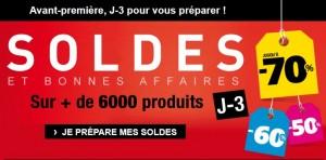 SOLDES Auchan ! Inscrivez et sélectionnez vos articles avant les soldes (réduc jusqu'à 70%)