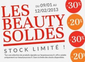 soldes beauty success