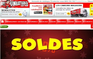 soldes imbattable Direct Delta