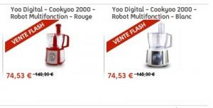 vente flash Robot Multifonction Cookyoo 2000 Yoo Digital