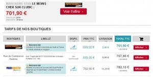 Ordinateur portable ACER TravelMate 8573T au plus bas prix