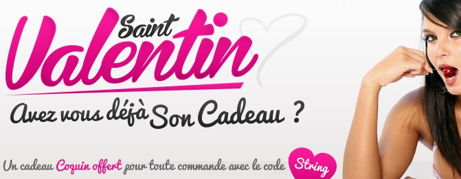 Coupons erotiques