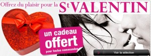 Saint Valentin  Senkys Erotique