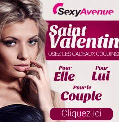 Saint Valentin SexyAvenue Erotique