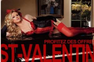 Saint Valentin ShoesCancan Lingerie