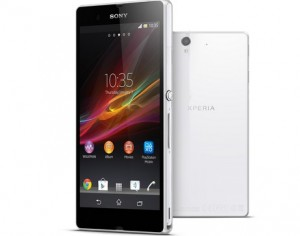 Xperia Z Smartphone - Sony moins cher
