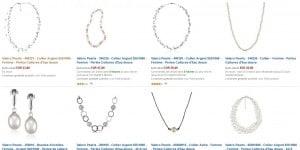 bijoux Perles Cultures - argent Valero Pearl  PROMO